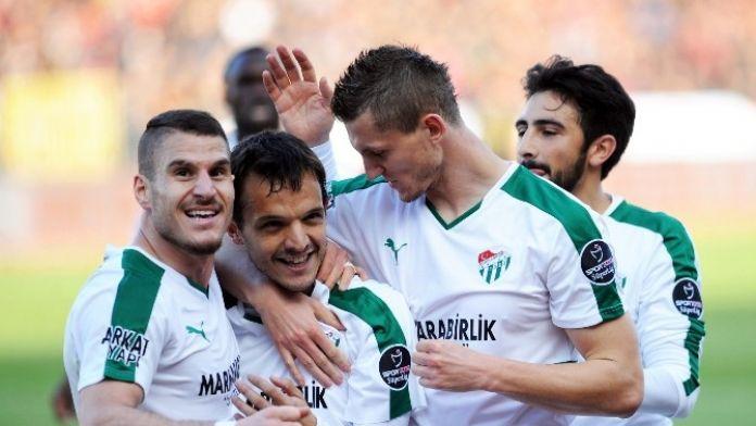 Bursaspor'da İzin Günü