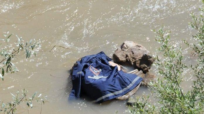 Yaşlı adam nehirde ölü bulundu !