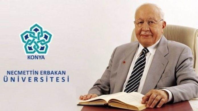 Rektör Şeker: 'Merhum Necmettin Erbakan'ı Rahmet Ve Minnetle Anıyoruz'
