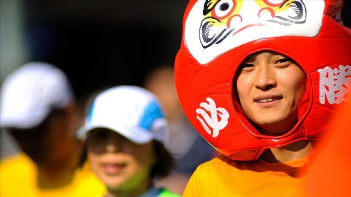 Atletizm: Tokyo Maratonu