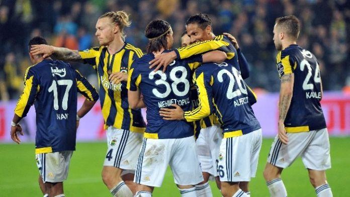 Fenerbahçe, Ligde 11 Yıldır Evinde Beşiktaş'a Kaybetmiyor