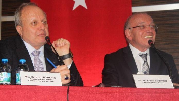 ASO Başkanı Özdebir: 'İlk Üç Sanayi Devrimini Uzaktan İzleyen Türkiye, Dördüncüyü Kaçırmamalı'