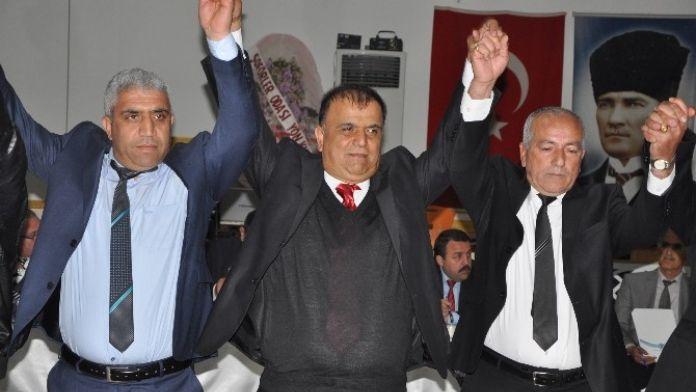 Antalya Semt Pazarcılar Odası'nın Yeni Başkanı İsmail Öz Oldu