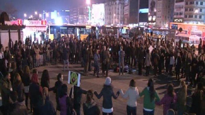 Kadıköy'de Cerattepe eylemi !
