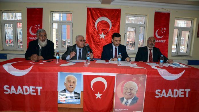 SP Genel Başkan Yardımcısı Tongüç: