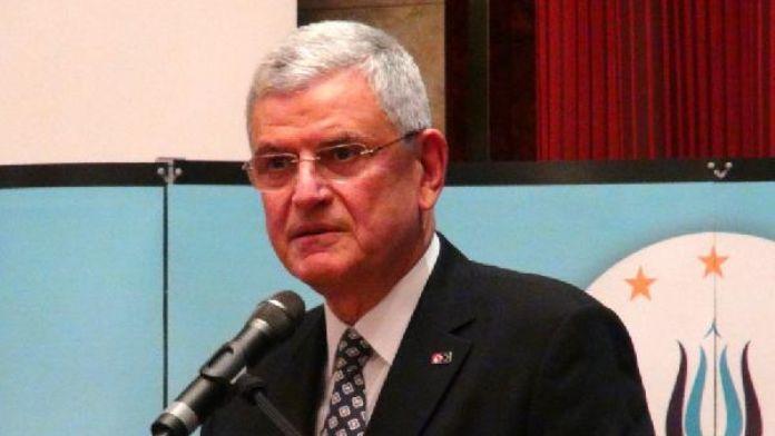 AB Bakanı Volkan Bozkır, Almanya'da Avrupa ülkelerinin sığınmacı politikalarını eleştirdi