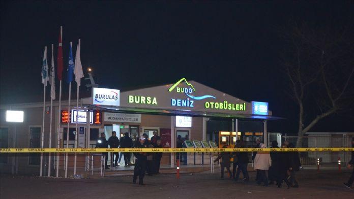 Mudanya'da deniz otobüsündeki bomba ihbarı
