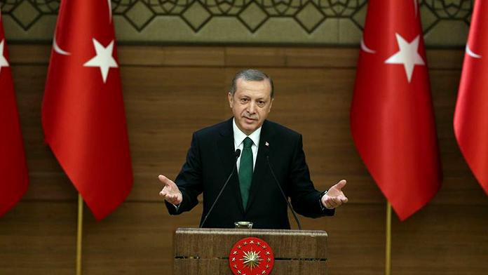 Cumhurbaşkanı Erdoğan o soruya böyle cevap verdi