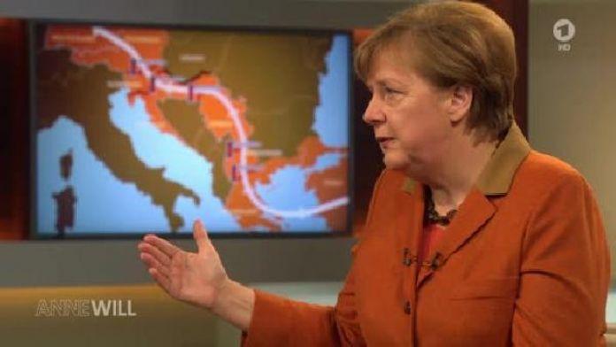 Merkel B planım yok