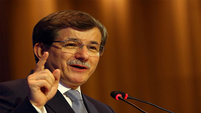 Davutoğlu;Milleti yok sayanların ve '28 Şubat bin yıl sürecek.'