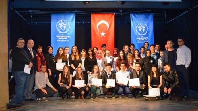 Bartın'da Türk Müziği Yarışması Elemeleri Yapıldı