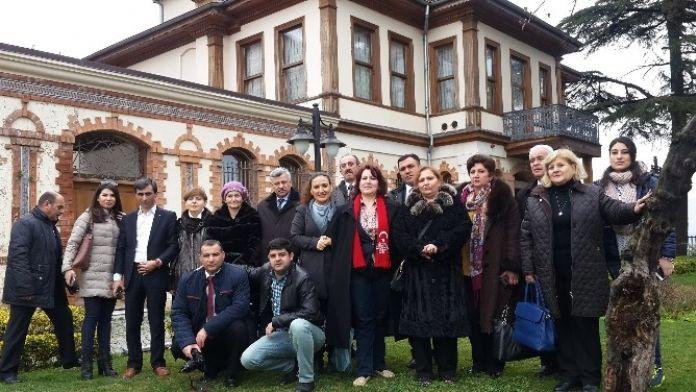 Azerbaycanlılar'dan İzmit Turu