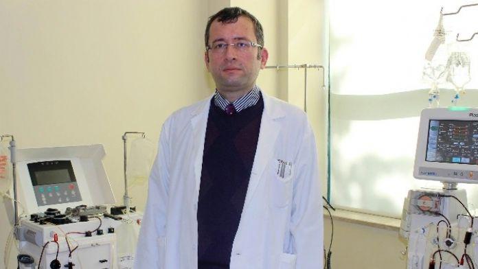 Antalya Eğitim Ve Araştırma Hastanesi'nden Nakil Başarısı