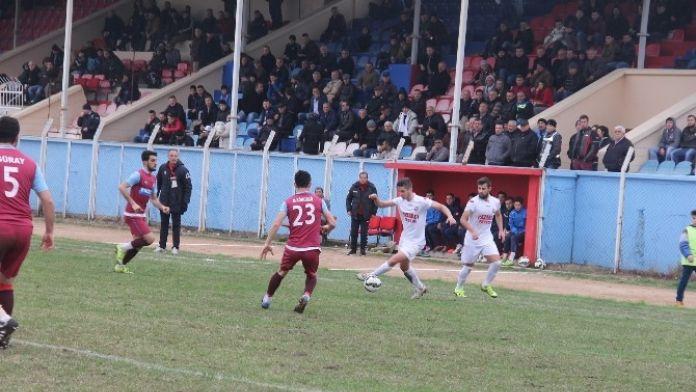 Babaeskispor'un Galibiyet Hasreti Sürüyor
