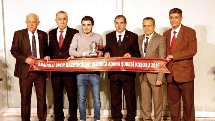Asgd Adana Şubesi Koşusunu 'Alaram' Kazandı