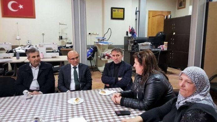 Başkan Oral'dan Kosovalı Kadınlara Ziyaret