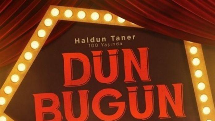 Haldun Taner 100. Yaşında İKÜ Sahnesinde