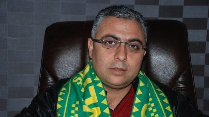 Şanlıurfaspor İcra Kurulu Başkanı Kemal Süt İstifa Etti