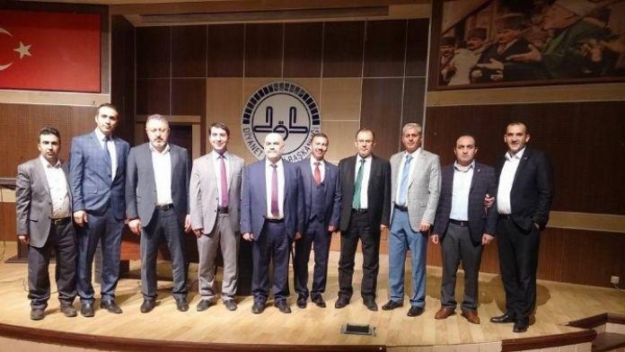 Diyanet-sen Erzurum Şubesi Olağanüstü Kongresi Yapıldı