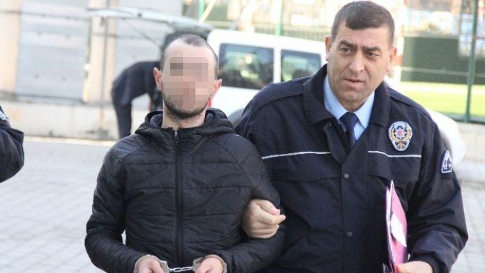 Çaldığı Motosiklet İle Gezerken Polise Yakalandı