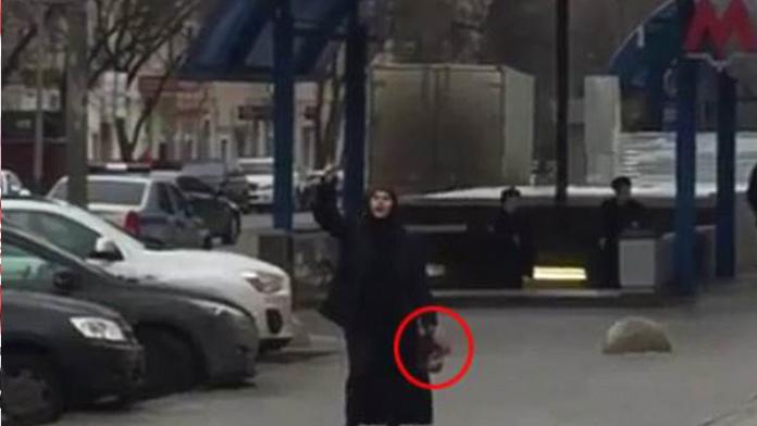 İntihar bombacısından tekbirli tehdit