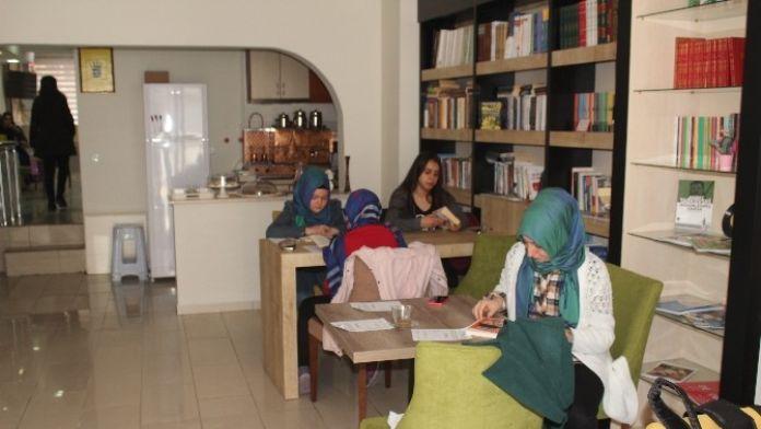 Çan'da Kitap Cafe Projesi Hayata Geçti