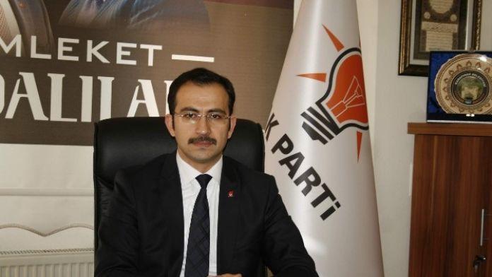 AK Parti İl Başkanı Tanrıver; 'CHP, 7 Haziran Sonrası Türkiye'yi Kaosa Sürükleme Çabasında Olan MHP'nin Yolundadır'