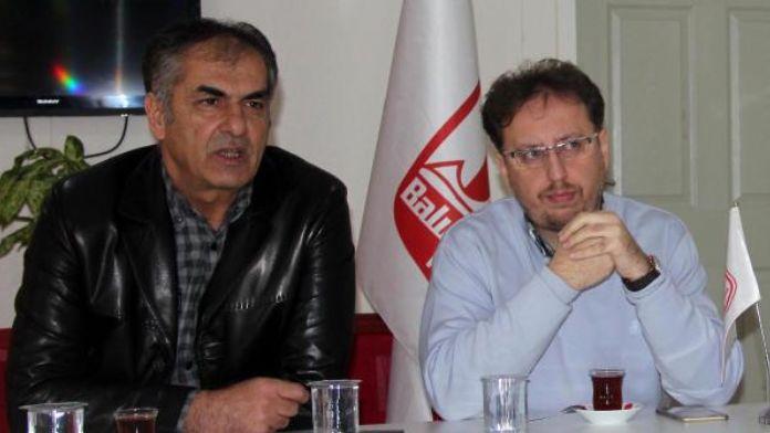 Balıkesirspor Başkanı Çiftçi'den Yılmaz'a destek