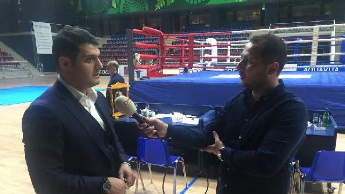 Azerbaycan Kick Boks da iddialı