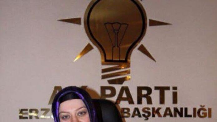 AK Parti Erzurum İl Kadın Kolları Başkanı Hilal Demir:
