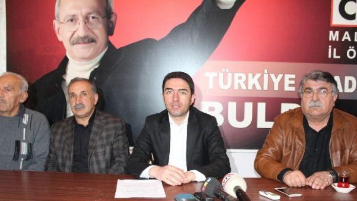 CHP İl Başkanı Enver Kiraz'dan Kahtalı'ya Cevap