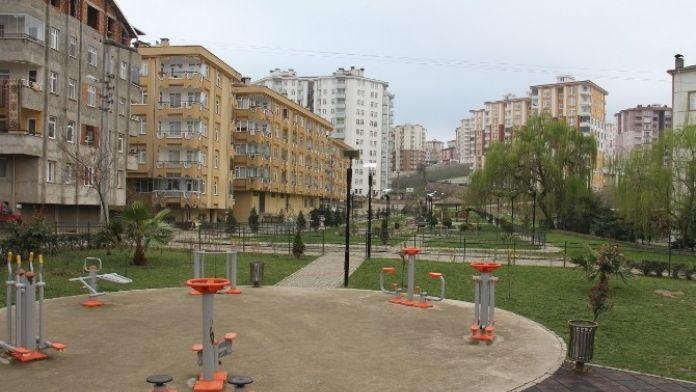 Altınordu'da Park Seferberliği