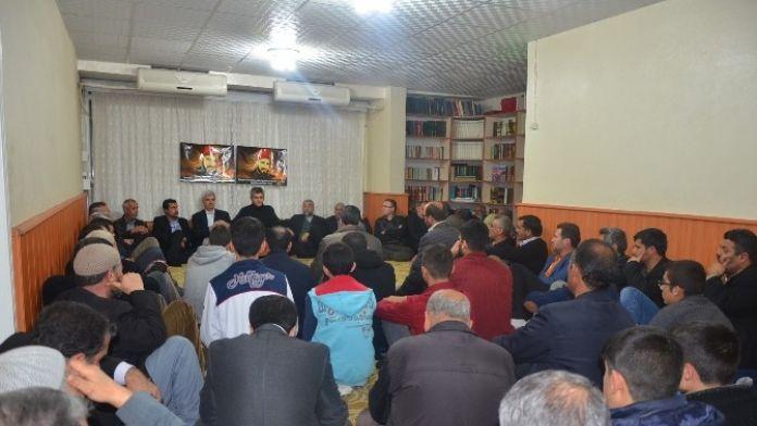 İkbal-der'den, 'Şehit Hasan El Benna' Konulu Seminer