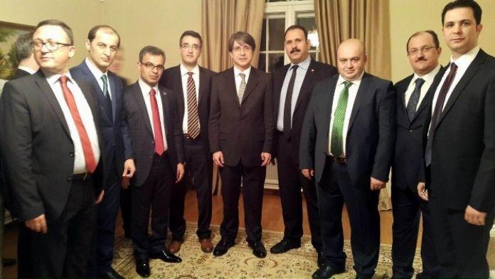 Sivas Cumhuriyet Başsavcısı Viyana'da Seminere Katıldı