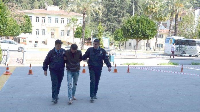 Ablasının Evini Yakan Genç Tutuklandı