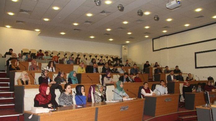 Gençlik Meclisi 2016 Yılı Genel Açılış Toplantısını Yaptı