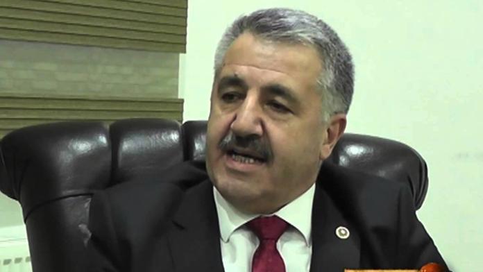 AK Parti Kars Milletvekili Ahmet Arslan açıklama yaptı