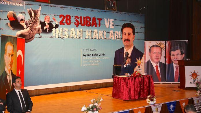 '28 Şubat ve İnsan Hakları Konferansı'
