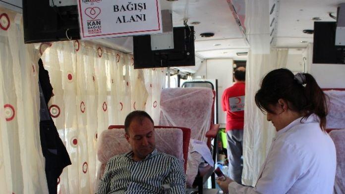 Ordulular Şubat'ta 2 Bin 148 Ünite Kan Bağışladı