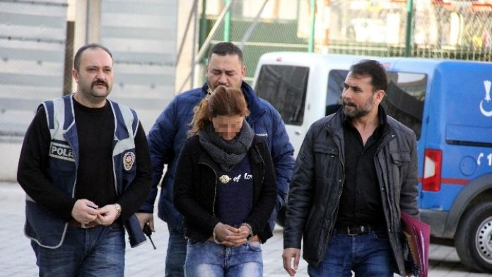 Hırsızı Eve Kilitleyip Polise Teslim Etti