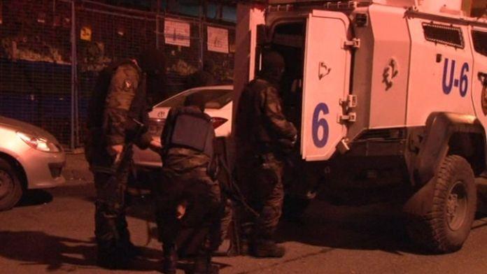 Yeni Şafak ve Yeni Akit'e saldırılara 11 gözaltı