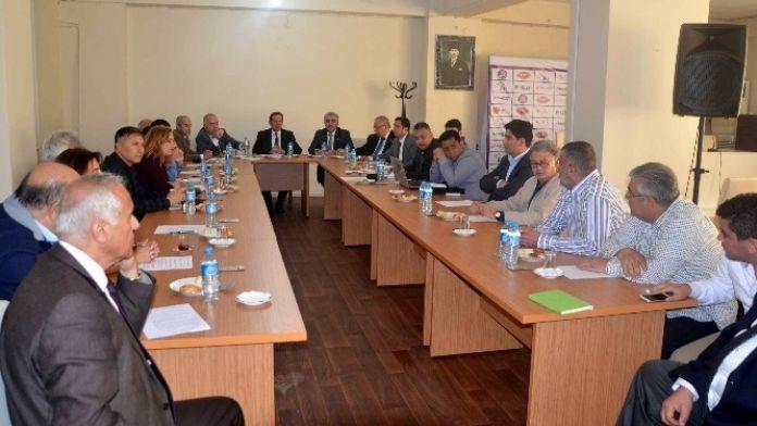 İl Spor Güvenlik Kurulu'ndan Adana Derbisi Tedbirleri