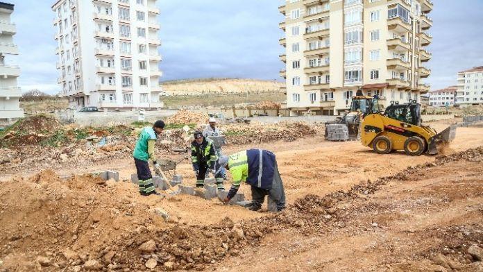 Belkıs Mahallesi'ne Yeni Park Yapılıyor