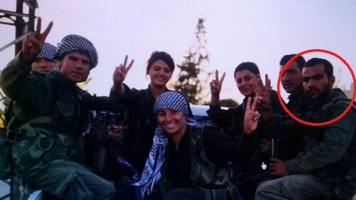 Diyarbakır'da bir YPG'li terörist yakalandı