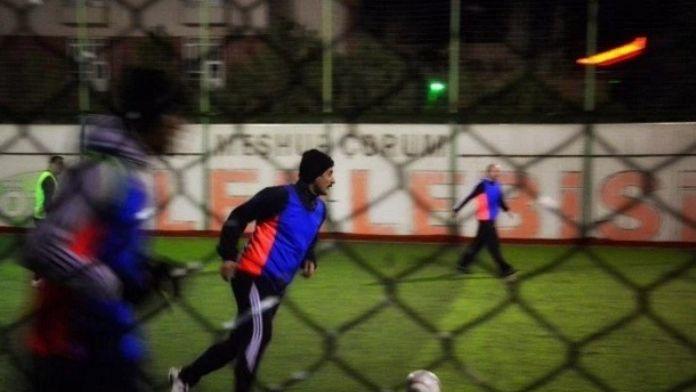 Kaymakam Gözen Spor Yaparak Haftanın Stresini Atıyor
