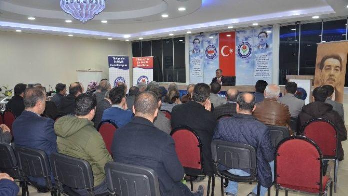 'İslam Dünyasında Çatışmaların Sosyoloji' Semineri Düzenlendi