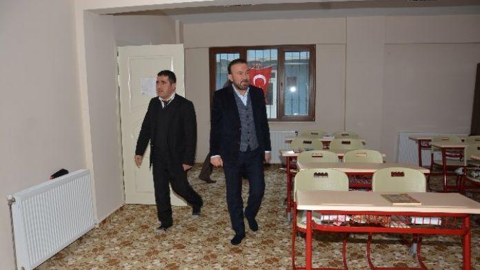 Başkandoğan, 'Dinini Doğru Bilenden Zarar Gelmez'