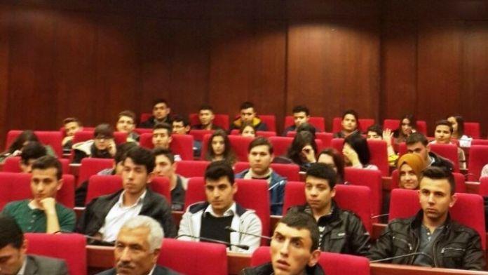 Öğrencilere Sınav Kaygısı Eğitimi