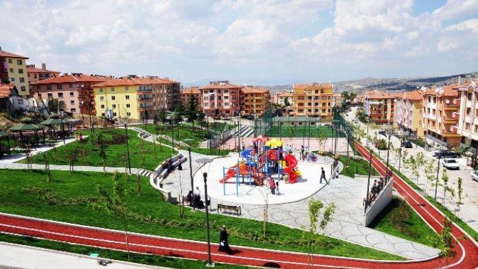 Mamak'ta Parklar Bahara Hazırlanıyor