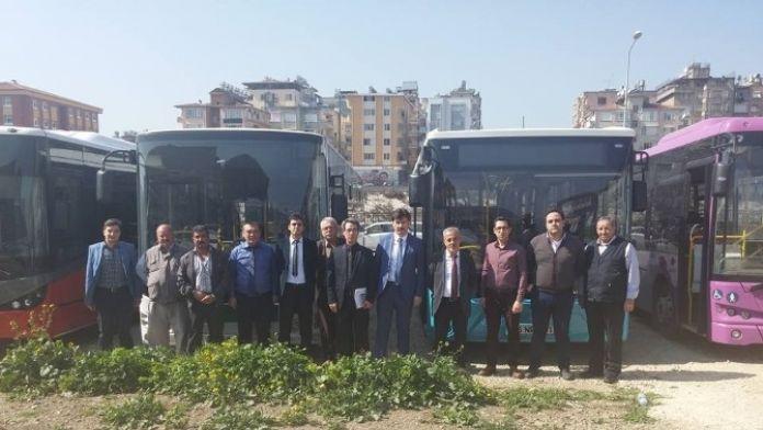 Toplu Taşımada Yeni Otobüsler Geliyor